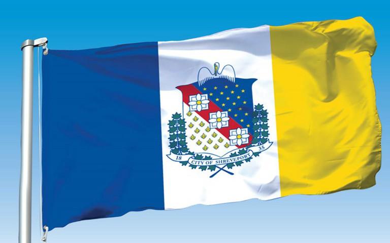 Shreveport Flag